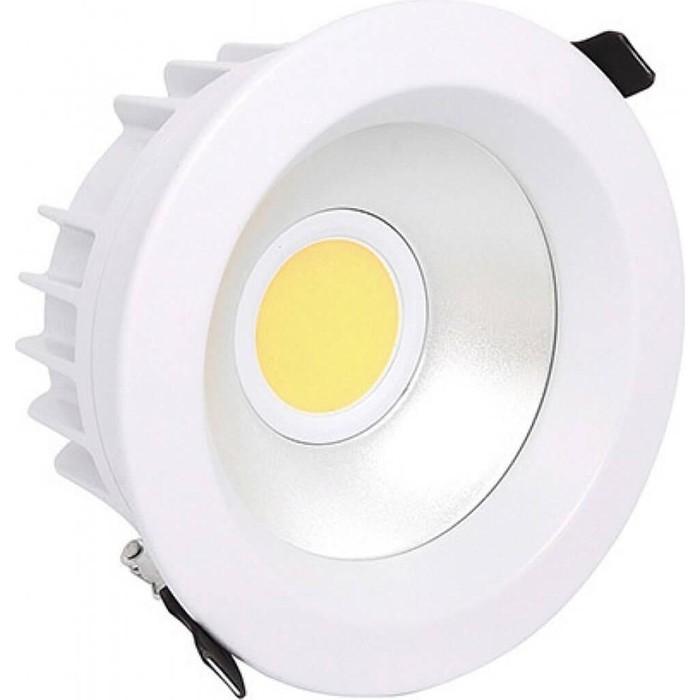 Встраиваемый светодиодный светильник Horoz 016-019-0008