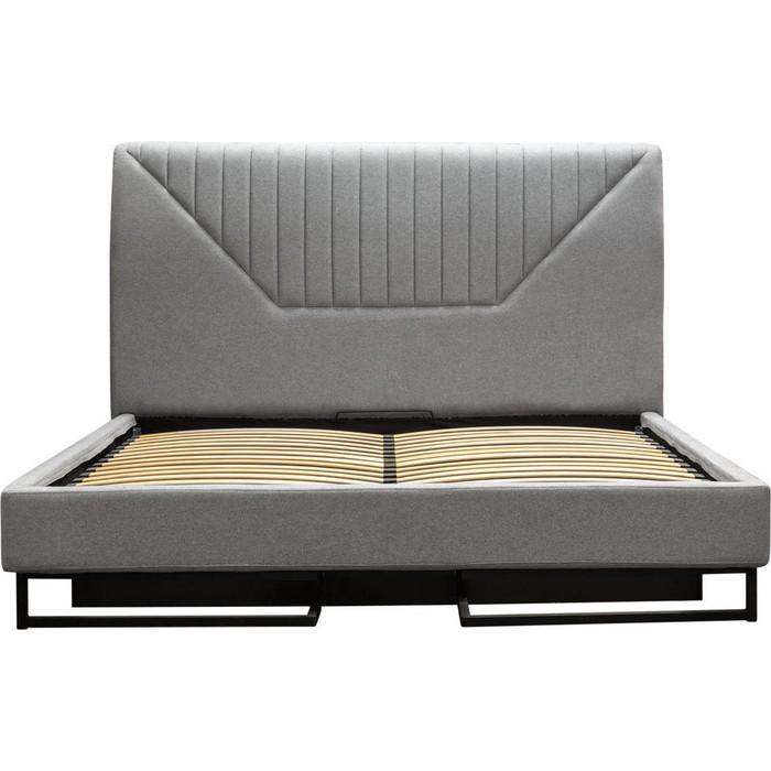 Кровать R-home Loft Alberta стоун 1.6
