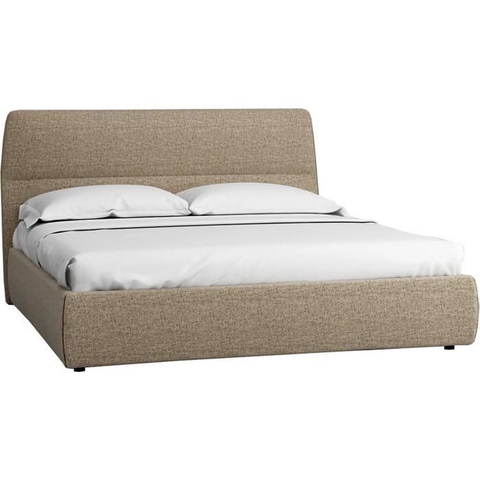 Кровать R-home Сканди жемчужно-белый 1.8
