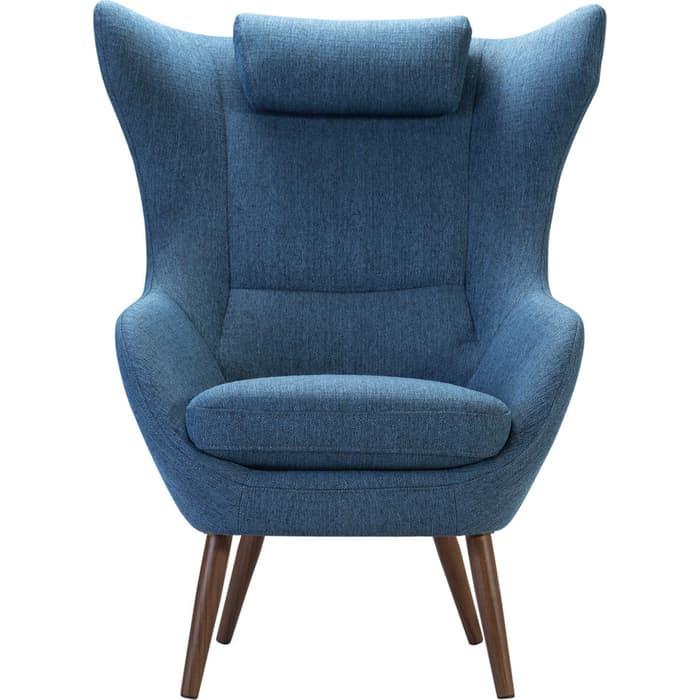 Кресло R-home Сканди 2 блю арт стул ресторация наврик soft сканди блю