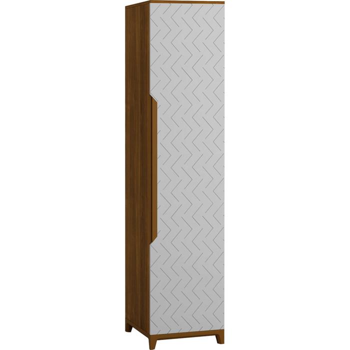 Шкаф универсальный R-home Сканди грей 50x45x230 1-дверный