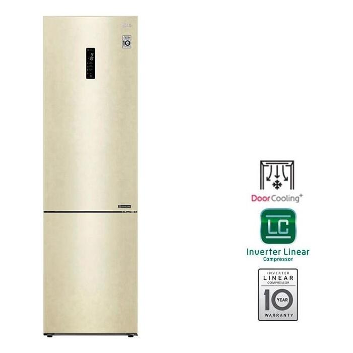 Холодильник LG GA-B509CEDZ DoorCooling+