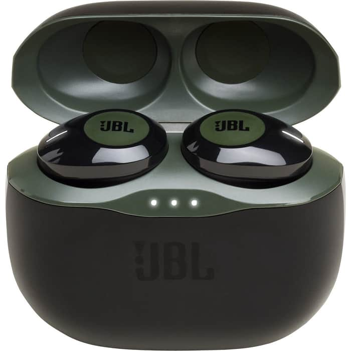 Наушники JBL TUNE 120 TWS (JBLT120TWSGRN) green
