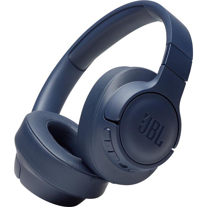 Наушники JBL Tune 750BTNC (JBLT750BTNCBLU) blue наушники jbl tune 110 синие
