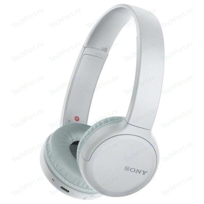 Наушники Sony WH-CH510 white