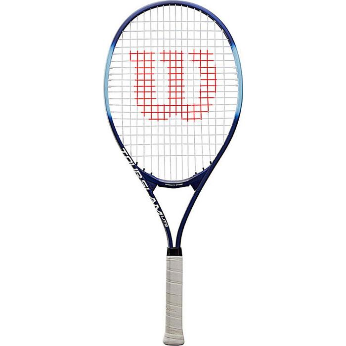 Ракетка для большого тенниса Wilson Tour Slam Lite Gr2, WRT30210U2, любителей, сине-голубая