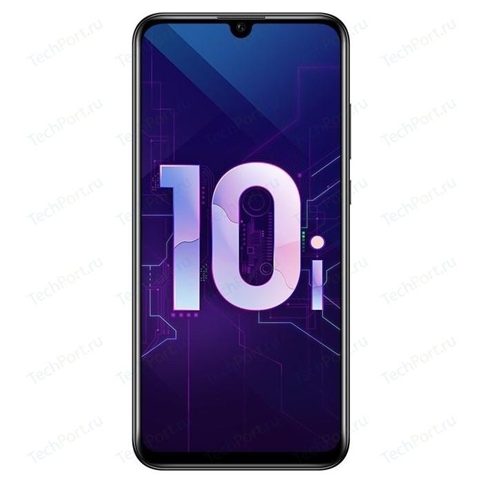 Смартфон Honor 10i 4/128 Gb Midnight Black смартфон tecno la7 midnight black mediatek mt6737 1 3 2 gb 16 gb 6 1440 x 720 dualsim lte bt 4 0 android 8 1