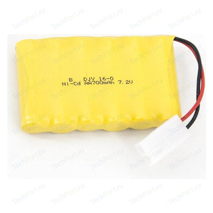 Аккумулятор YED Ni-Cd 7.2V 700 mAh AA для автомодели NQD - 757-4wd03-01