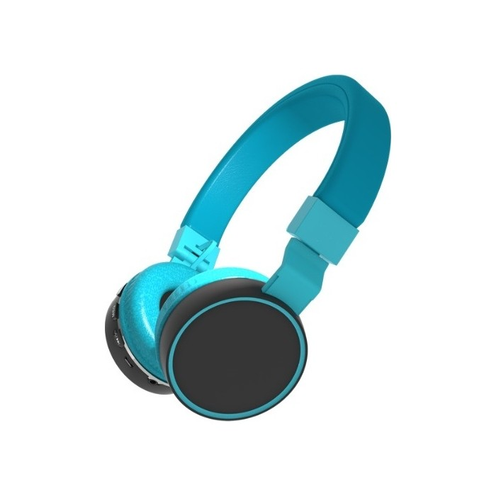 цена Наушники Ritmix RH-415BTH blue/grey онлайн в 2017 году