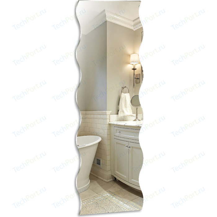 Зеркало Mixline Волна-декор 50х75 (4620001986514)