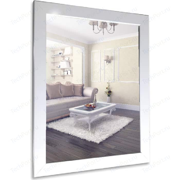 Зеркало Mixline Глянец Белый 41х61 в багетной раме (4620001986545)