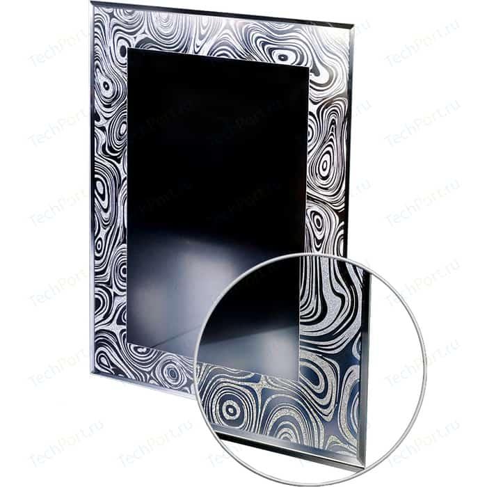 Фото - Зеркало Mixline Прага 52х73,5 рисунок Нефть (4620001988365) зеркало mixline муфаса 52х73 5 рисунок жажда 4620001988358