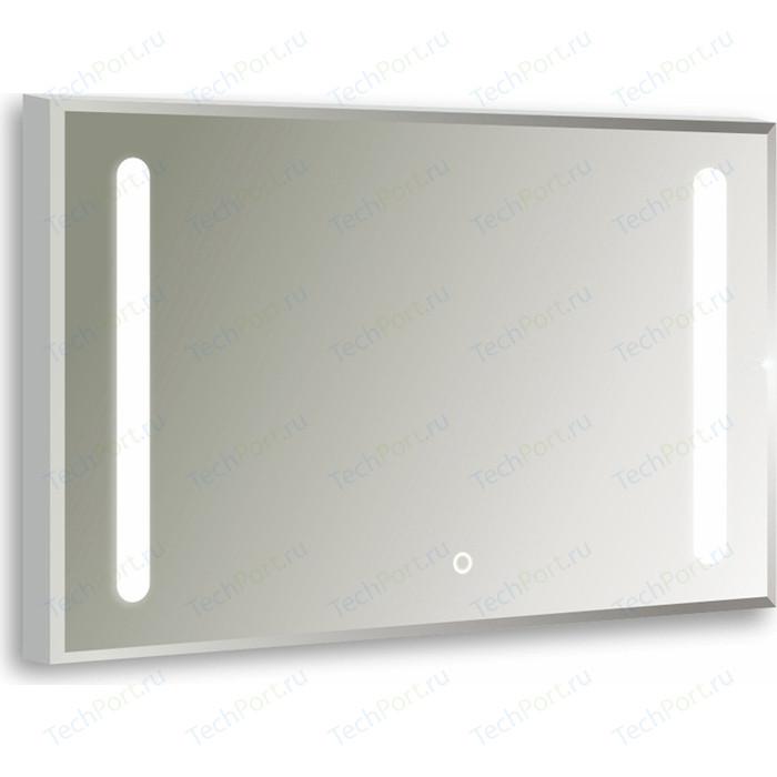 Зеркало Mixline Премьер-Эконом 80х60 с подсветкой, сенсор (4620001988525) премьер бостон 1100 2 белый зеркало зеркало