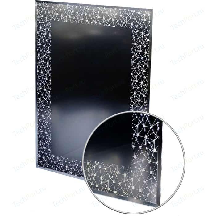Фото - Зеркало Mixline Созвездие 52х73,5 рисунок Космос (4620001988761) зеркало mixline муфаса 52х73 5 рисунок жажда 4620001988358