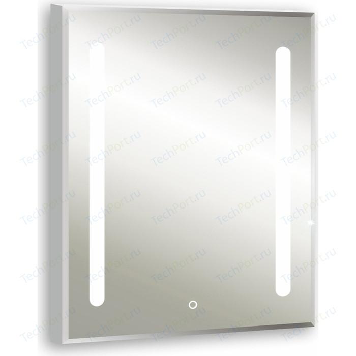 Зеркало Mixline Танго-Эконом 60х80 с подсветкой, сенсор (4620001988501)