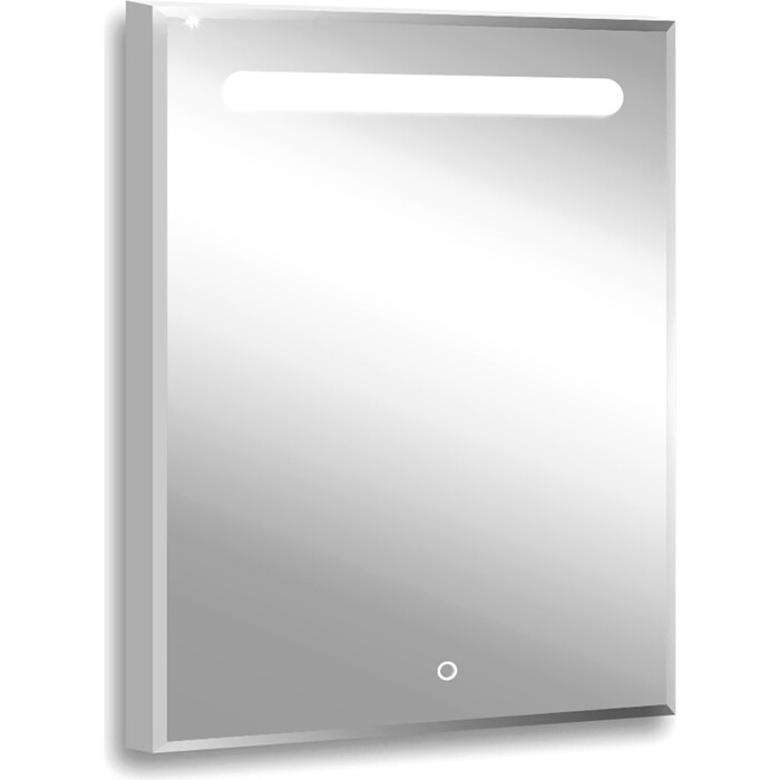 Зеркало Mixline Фаворит-Эконом 50х70 с подсветкой, сенсор (4620001988464)