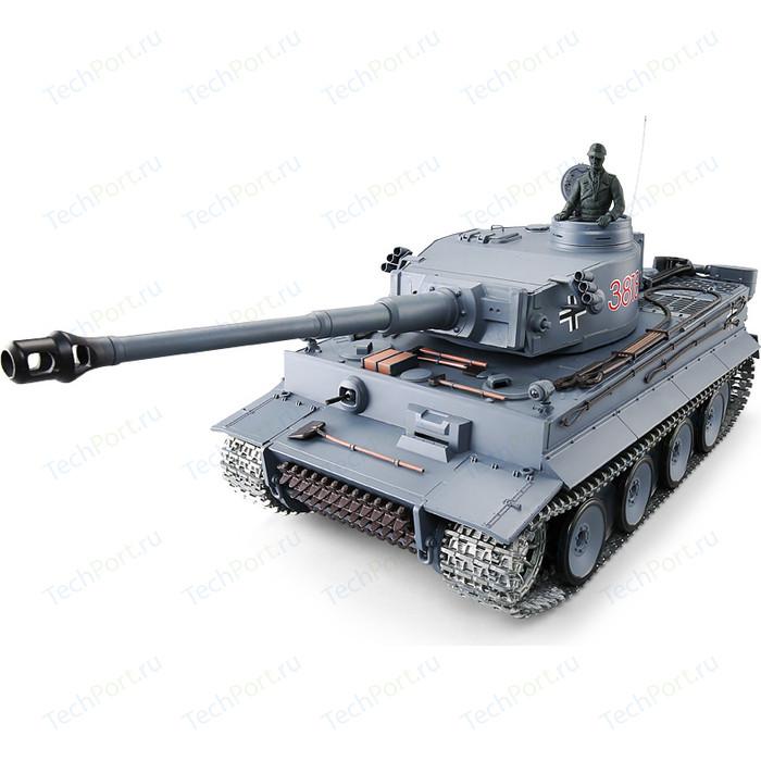 Радиоуправляемый танк Heng Long German Tiger Pro масштаб 1:16 2.4G - 3818-1 V6.0