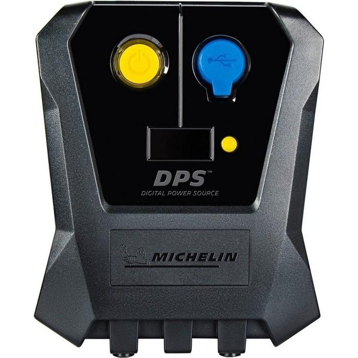 Компрессор автомобильный MICHELIN цифровой, малый размер, с USB выходом