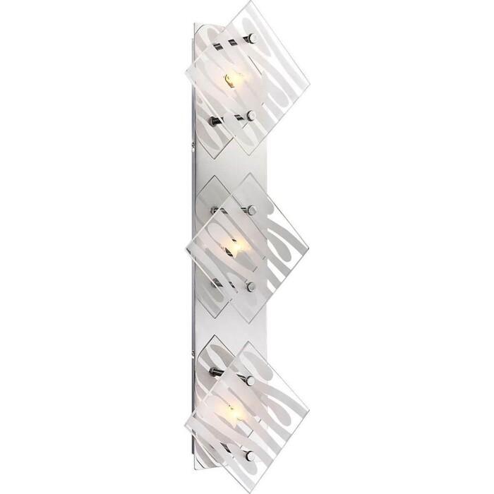 Настенный светодиодный светильник Globo 48694-3