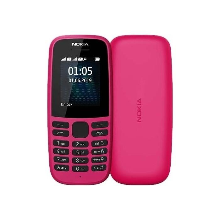 Мобильный телефон Nokia 105 2019 (TA-1203) Pink