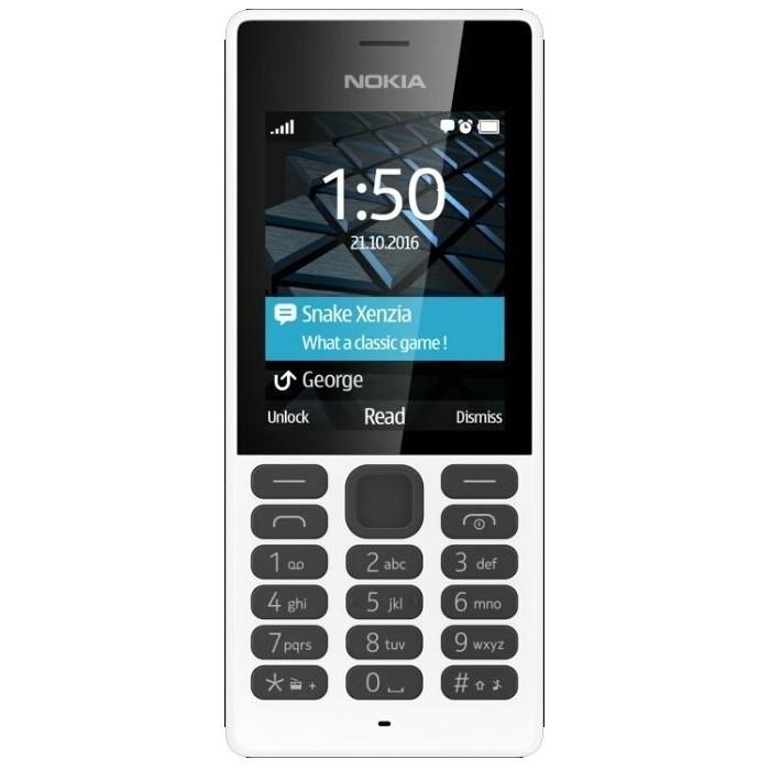 Мобильный телефон Nokia 150 Dual sim White
