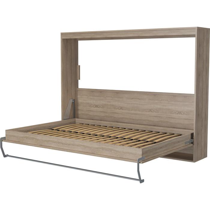 Шкаф-кровать Элимет Strada дуб 140x200
