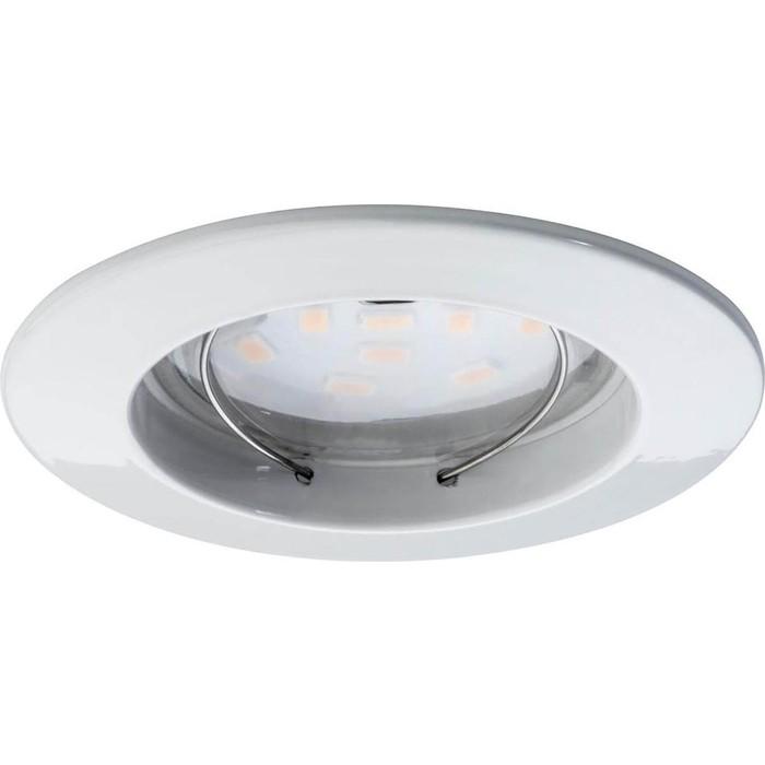 Встраиваемый светодиодный светильник Paulmann 92755