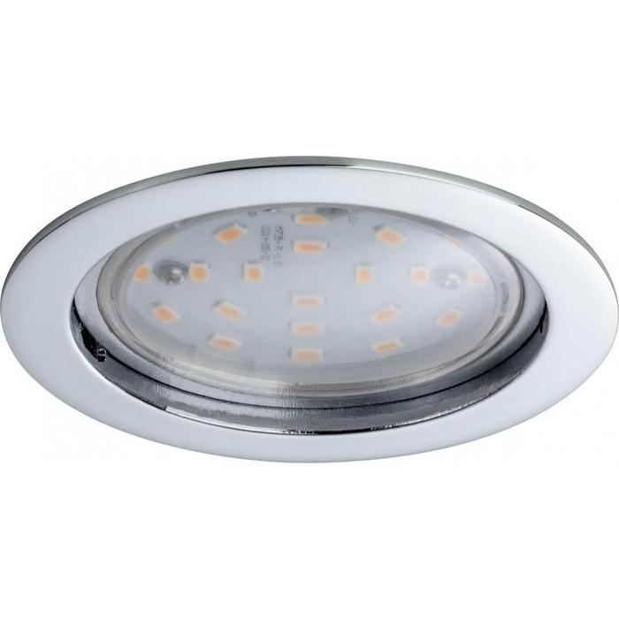 Встраиваемый светодиодный светильник Paulmann 92783