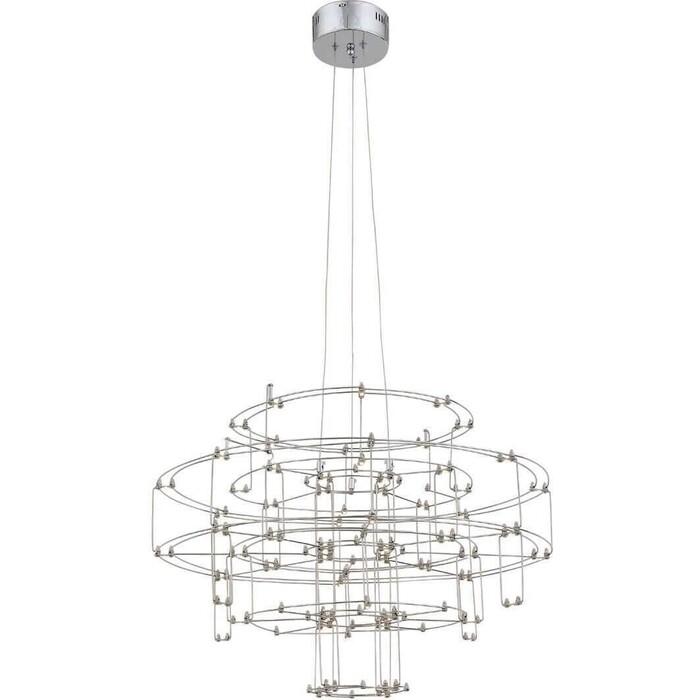 Подвесной светодиодный светильник ST-Luce SL798.103.64 подвесной светодиодный светильник st luce sl930 103 01