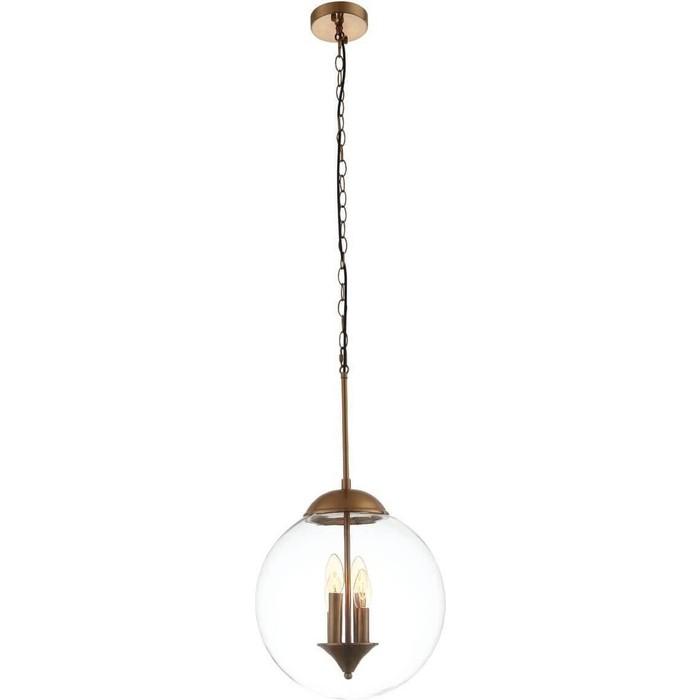 Подвесной светильник ST-Luce SL368.203.04 подвесной светильник st luce sl363 303 01