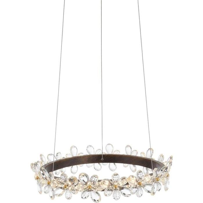 Подвесной светодиодный светильник ST-Luce SL408.303.01 подвесной светодиодный светильник st luce sl930 103 01
