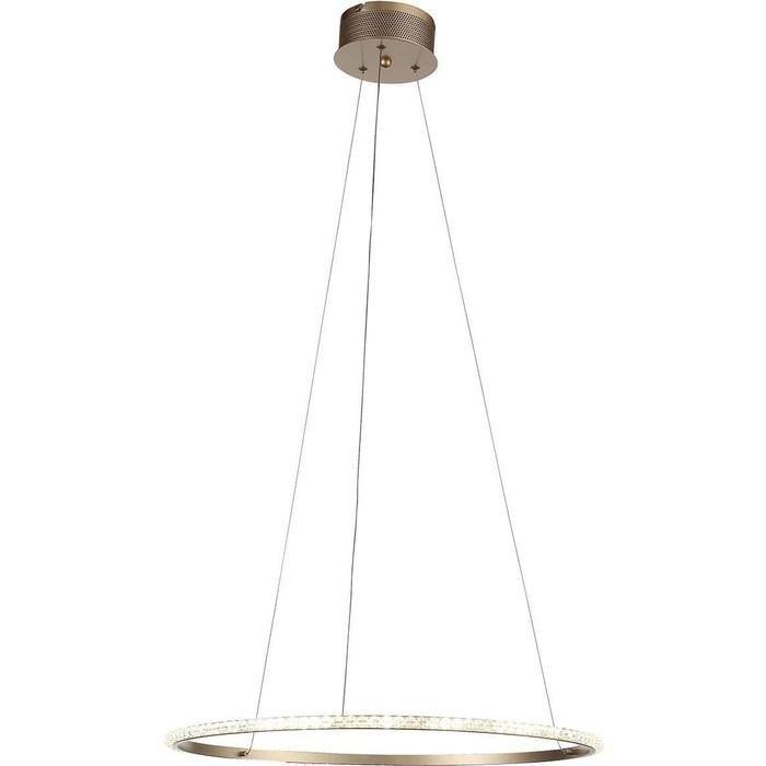 Подвесной светодиодный светильник ST-Luce SL1501.213.01 подвесной светодиодный светильник st luce sl930 103 01