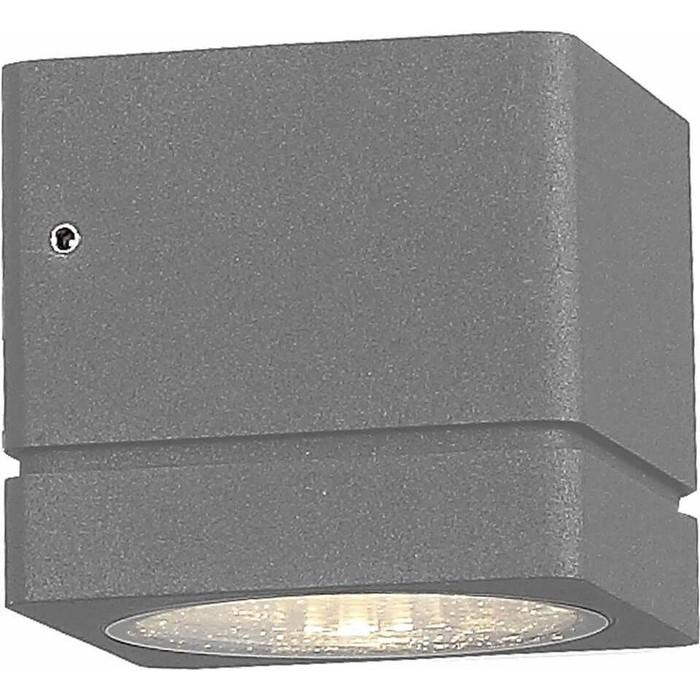 Уличный настенный светодиодный светильник ST-Luce SL563.701.01