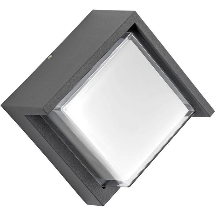 Уличный настенный светодиодный светильник Lightstar 382293