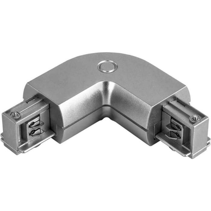 Коннектор L-образный Lightstar 504129 коннектор y образный truper с выключателем