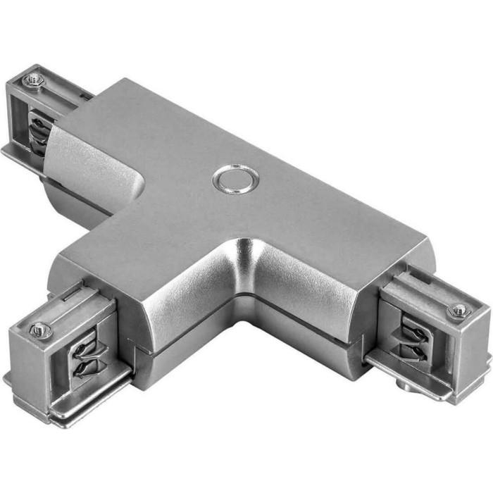 Коннектор T-образный Lightstar 504139 коннектор y образный truper с выключателем