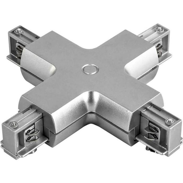Коннектор X-образный Lightstar 504149 коннектор y образный truper с выключателем