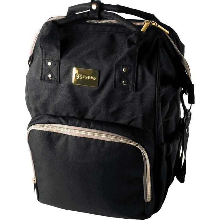 Рюкзак для мамы Farfello F1 чёрный