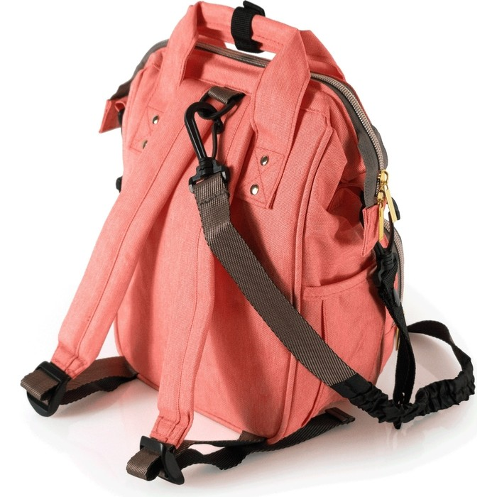 Рюкзак для мамы Farfello F2 розовый