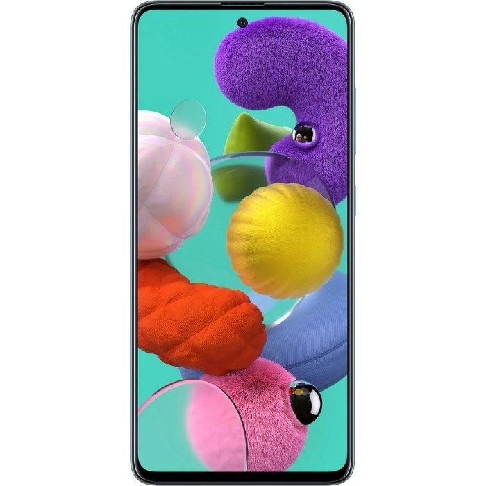 Смартфон Samsung Galaxy A51 4/64Gb Blue