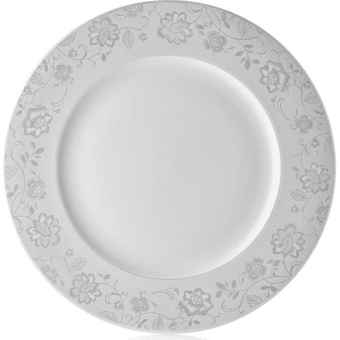 Тарелка27 см Esprado Blanco (BLC027WE301)