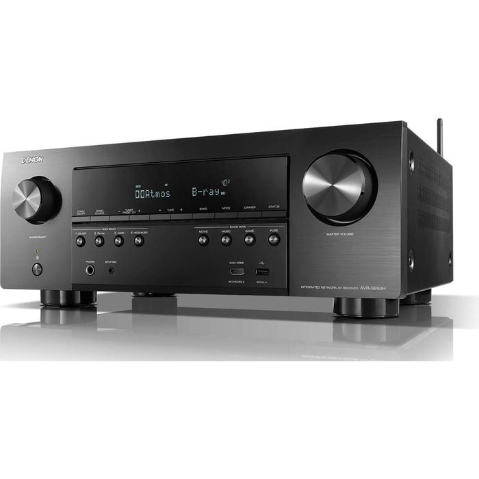 цена на AV-ресивер Denon AVR-S950H (AVRS950HBKE2) black