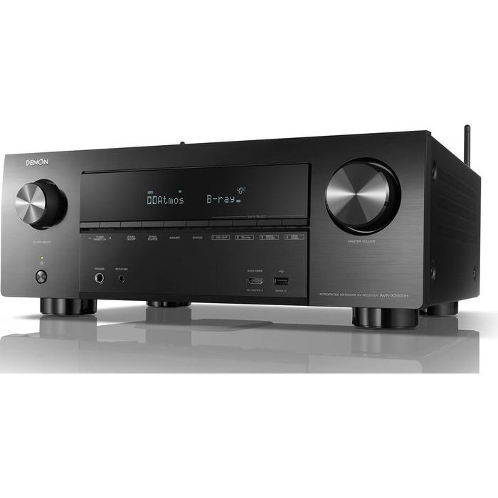 цена на AV-ресивер Denon AVR-X3600H (AVRX3600HBKE2) black