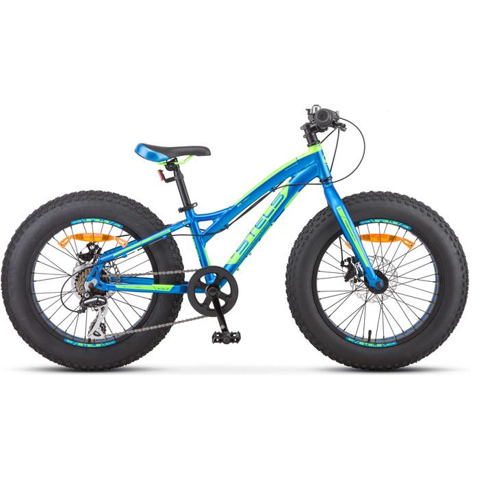 Велосипед Stels Aggressor MD 20 V010 11 Синий