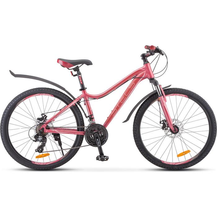 Велосипед Stels Miss-6000 MD 26 V010 17 Розовый