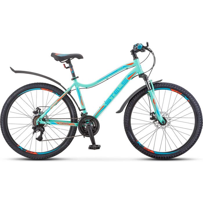 Велосипед Stels Miss-6000 MD 26 V010 17 Светло-бирюзовый