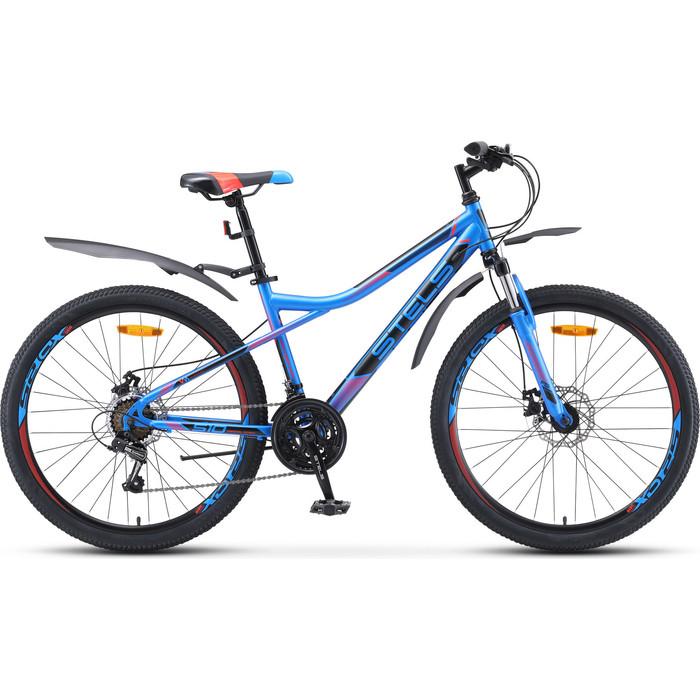 велосипед stels navigator 620 md 26 v010 19 тёмно синий Велосипед Stels Navigator-510 MD 26 V010 16 Синий