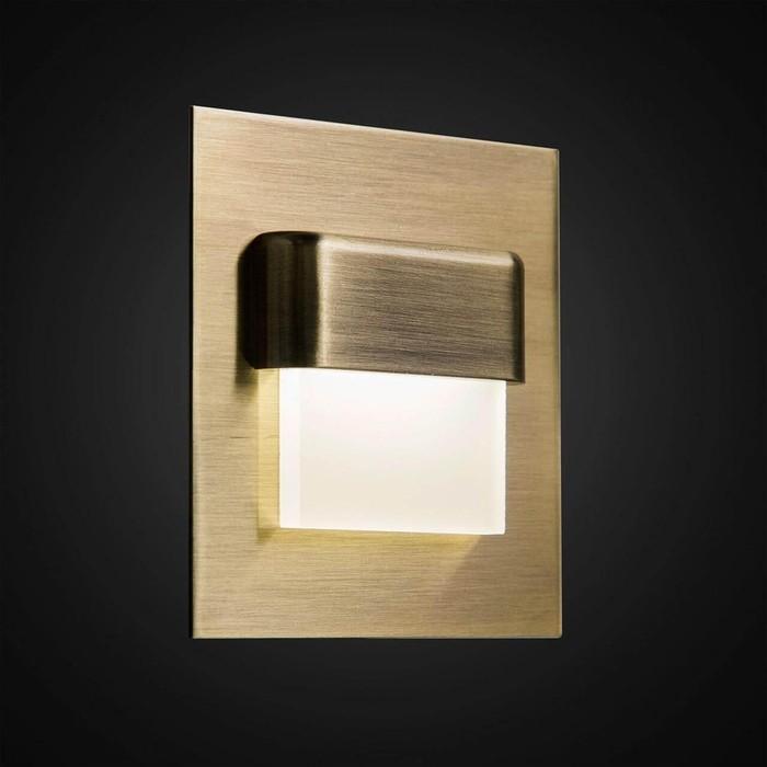 Встраиваемый светодиодный светильник Citilux CLD006K3