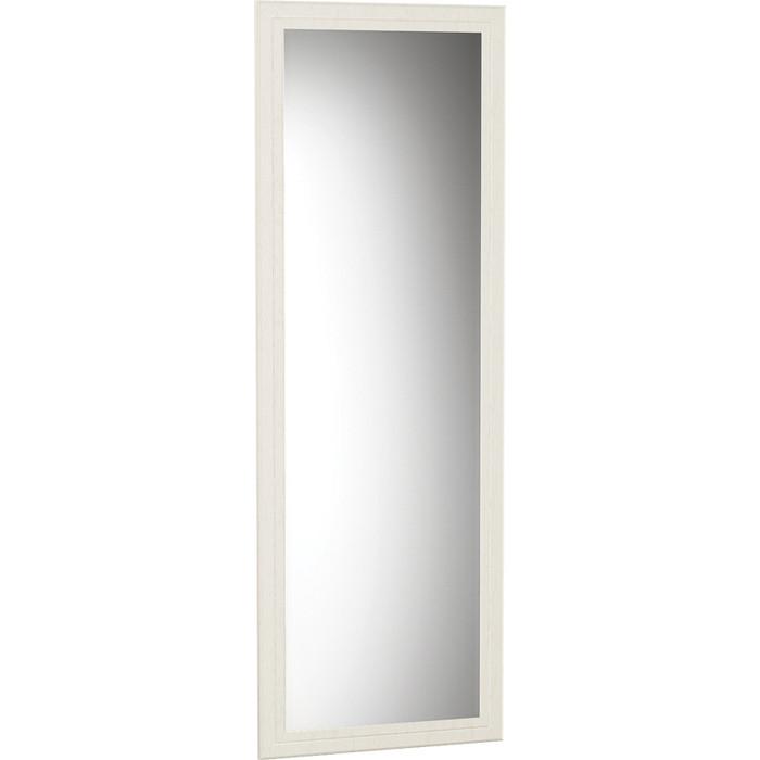 Зеркало навесное Моби Ливерпуль 03.242 ясень ваниль