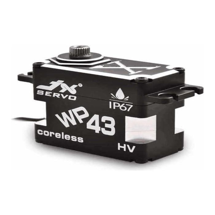 Сервомашинка JX Servo стандартная цифровая с металлическими шестернями (влагозащита) - JX-WP43